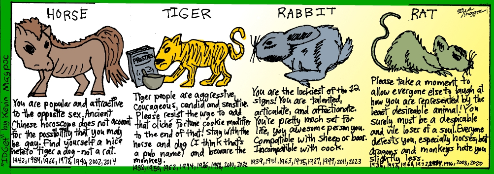 Chinese astrology 2/3