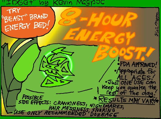 8-Hour Energy Boost