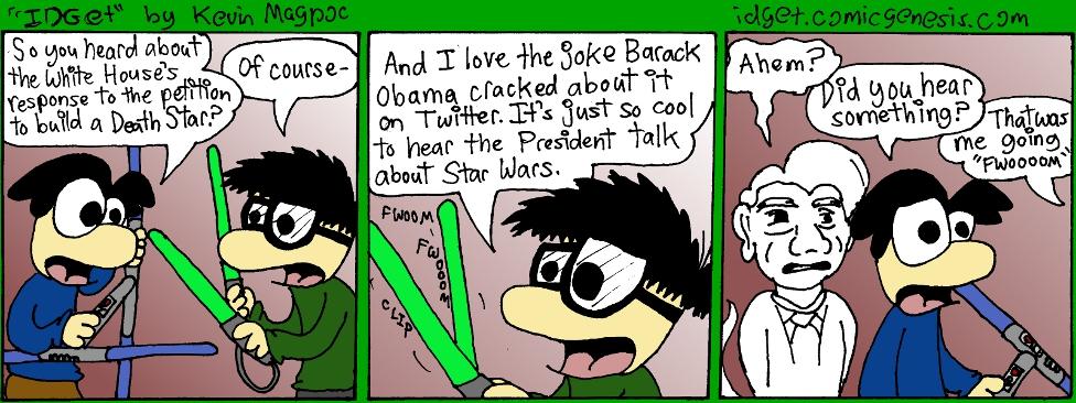 """Barack"" is an Anagram of ""Ackbar."""