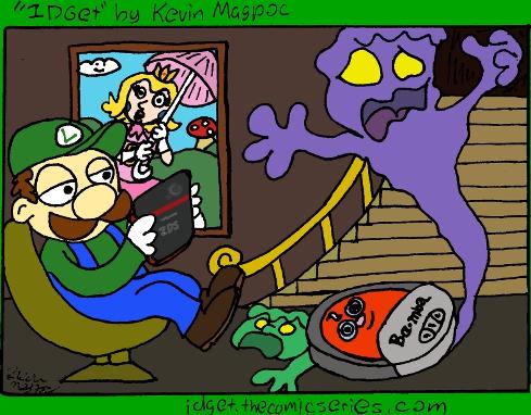 Luigi's Mansion: Revenge Fallen